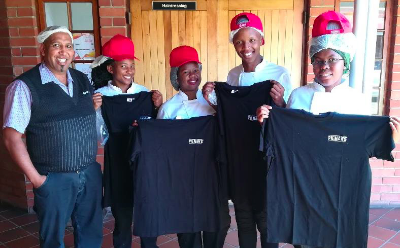 Bakery Students 2nd In Regional Pick n Pay Pie Bomb Deal