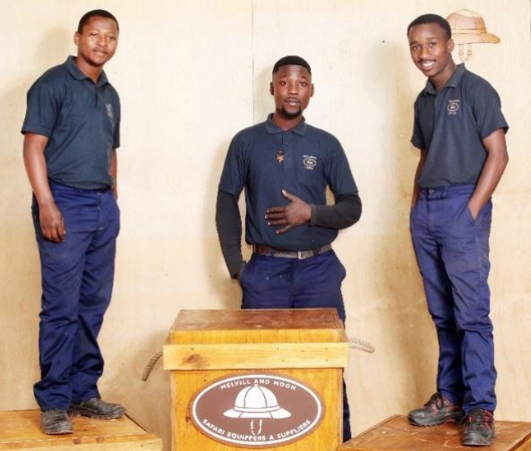 Woodworking Their Way to the Top